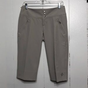 All by Jofit Athletic Golf Capri Pants
